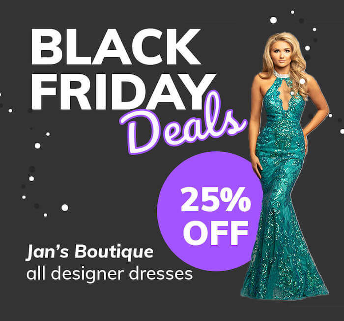 Partner discount Jan's boutique