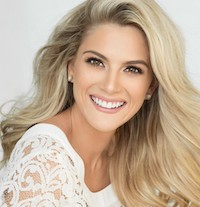 Sarah Rose Summers Miss USA Headshot